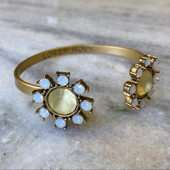 Loren Hope Jewelry - Loren Hope Daisy Cuff